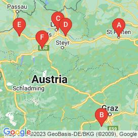 Standorte von 1 Jahr MaurerIn Jobs  - Juli 2018