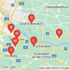 Standorte von Reinigung Jobs in Schwadorf Bei Wien - Juni 2018