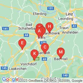 Standorte von Teilzeit/Aushilfskraft Jobs in Sattledt - Juni 2018