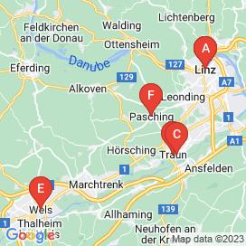 Standorte von Promotion / Marketing Jobs in Oftering - Mai 2018