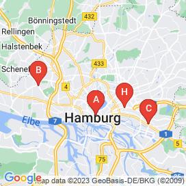 Standorte von Ausbildung Altenpfleger Jobs in Hamburg - Juli 2018