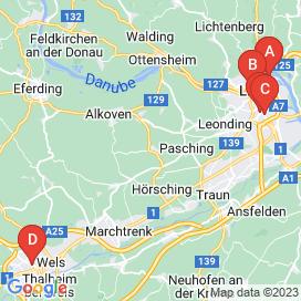 Standorte von Automechaniker Jobs in Hörsching - Mai 2018
