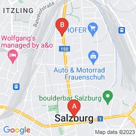 Standorte von KFZ Mechaniker Lehrling Jobs in Salzburg - Mai 2018