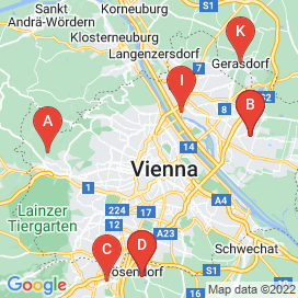 Standorte von 10+ Gehalt Gastronomie Jobs in Wien - Juli 2018