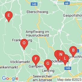 Standorte von Jobs in Ort - Juni 2018
