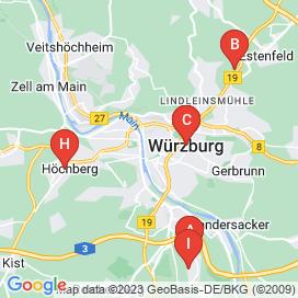 Standorte von 10+ Helfer Jobs in Würzburg - August 2018
