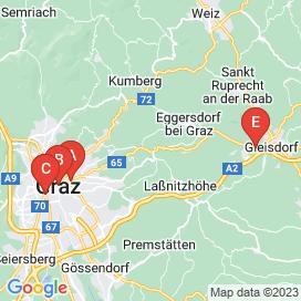 Standorte von CAD Jobs in Laßnitzhöhe - Juni 2018