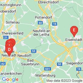 Standorte von EDV Jobs in Sigleß - Juli 2018