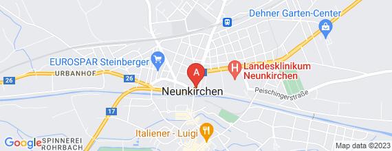 Standort von Verkäufer/in Obst & Gemüse