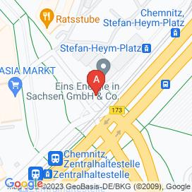 Standorte von Jobs in Chemnitz - Juni 2018