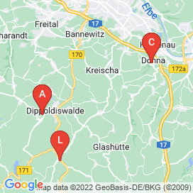 Standorte von 10+ Mitarbeiter Jobs in Glashütte - Juli 2018