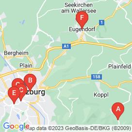 Standorte von Restaurantfachfrau Jobs in Salzburg - Juni 2018