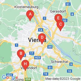 Standorte von 10+ Interior Jobs in Wien - August 2018