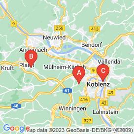 Standorte von Zimmerer Jobs in Koblenz - Juni 2018
