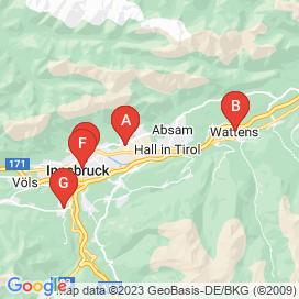 Standorte von Restaurantfachmann Jobs in Innsbruck - August 2018