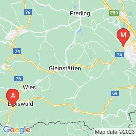 Standorte von Jobs in Sankt Johann Im Saggautal - Juni 2018