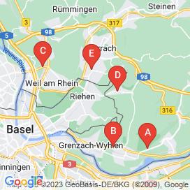 Standorte von Einkauf / Lager / Transport Jobs in Reinach - August 2018