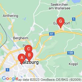 Standorte von Kfz-Mechaniker Jobs in Eugendorf - Juni 2018