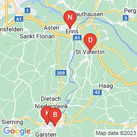 Standorte von Lehre Jobs in Dietach - Juni 2018