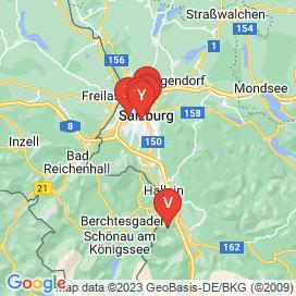 Standorte von Jobs in Marktschellenberg - Juni 2018