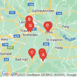 Standorte von Teilzeit/Aushilfskraft Jobs in Hofkirchen Im Traunkreis - Mai 2018