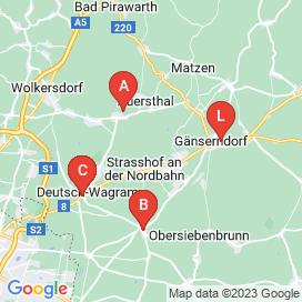 Standorte von Jobs und Stellenangebote in Gänserndorf - April 2018
