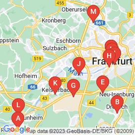Standorte von 30+ Meister Jobs in Frankfurt Am Main (Frankfurt Am Main West)