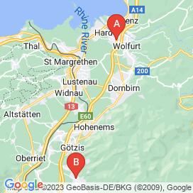 Standorte von Installation Jobs in Diepoldsau - Mai 2018
