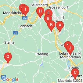 Standorte von 10+ Vollzeit Jobs in Preding - August 2018
