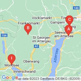 Standorte von Produktion / Fertigung Jobs in Thalham - Mai 2018