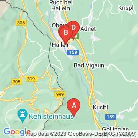 Standorte von Jobs in Scheffau Am Tennengebirge - Juni 2018