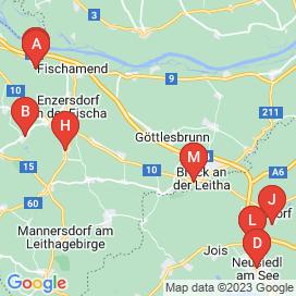 Standorte von 20+ Jobs in Gemeinde Göttlesbrunn-Arbesthal - Juli 2018