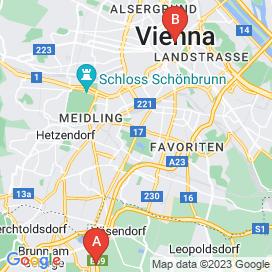 Standorte von Lindlpower Jobs  - August 2018