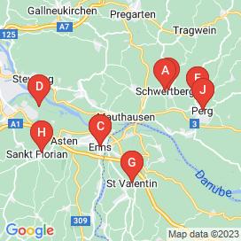 Standorte von Techniker Jobs in Sankt Valentin - Juni 2018