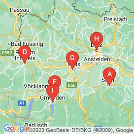 Standorte von Arbeiter Metall Jobs in Oberösterreich - Juni 2018