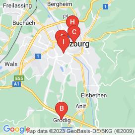 Standorte von Büroorganisation Jobs in Salzburg - Juli 2018