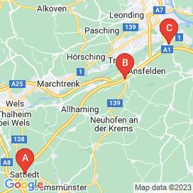 Standorte von Einzelhandel Jobs in Neuhofen an der Krems - Juni 2018