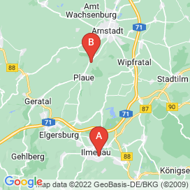 Standorte von Pflegefachkraft Jobs in Stadtilm (Stadtilm) - Juli 2018