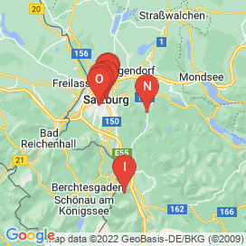 Standorte von Jobs in Puch Bei Hallein (Puch Bei Hallein) - Juni 2018