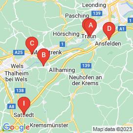 Standorte von Ausgezeichnetes Deutsch in Wort und Schrift Jobs in Piberbach