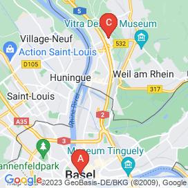 Standorte von Büro / Administration Jobs in Allschwil - Mai 2018