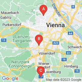 Standorte von Büroadministration Jobs in Hetzendorf - August 2018