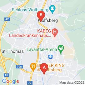 Standorte von Sale Jobs in Wolfsberg - August 2018