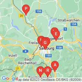 Standorte von 20+ Gastronomie Jobs in Salzburg - August 2018