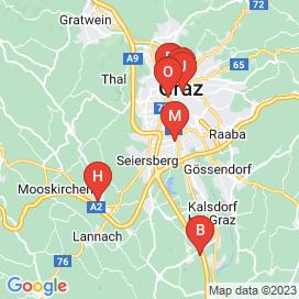 Standorte von Büro Jobs in Dobl - April 2018