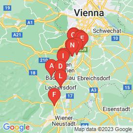 Standorte von Vollzeit Jobs in Bad Vöslau - Mai 2018