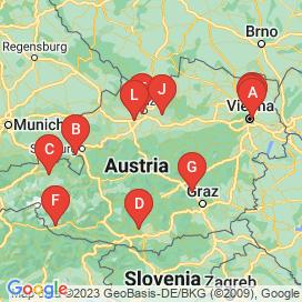 Standorte von 13 Netzwerktechniker Jobs - 1700 bis 3500 EUR