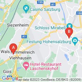 Standorte von Elektroniker Jobs in Bayernstraße, Siezenheim - Juni 2018