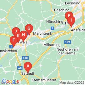 Standorte von Lehrstelle Jobs in Eggendorf Im Traunkreis - Mai 2018