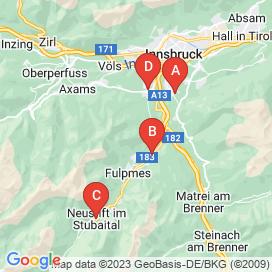 Standorte von Jobs in Statz - August 2018